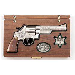 SW 29-3 Squires Tomato Springs Shootout Revolver