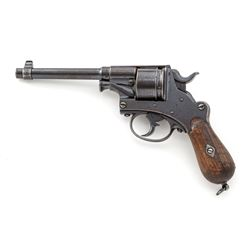 Dutch Military  Hemburg M1873 New Model Revolver