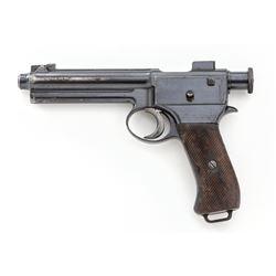 Roth-Steyr M1907 Semi-Automatic Pistol