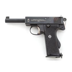 Webley MK 1 Semi-Automatic Pistol