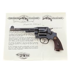 Royal Flying Corps SW Model 455 2nd Model Revolver