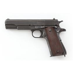 British Proofed Remington-Rand Model 1911-A1 Pistol