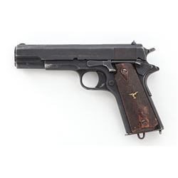Norwegian Model 1914 Semi-Automatic Pistol