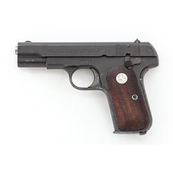 U.S. Prop. mkd Colt 1903 Pocket Hammerless Pistol