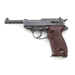 P.38 Mauser byf/43 Semi-Automatic Pistol