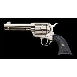 Colt Lawman Series Bat Masterson Single Action Army Revolver