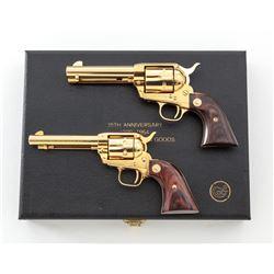 Colt Cherry's Sporting Goods 35th Anniversary Revolvers