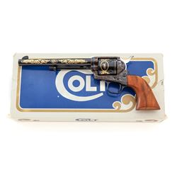 Colt/Winchester 1984 Commemorative Single Action Army Revolver