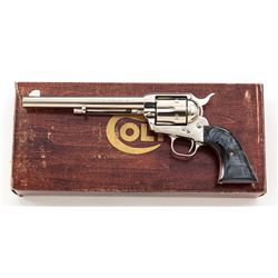 Early Colt 3rd Gen. Single Action Army Revolver