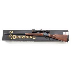 Browning Model 1885 High-Wall Single Shot Rifle