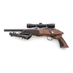 Anschutz Exemplar Bolt Action Pistol