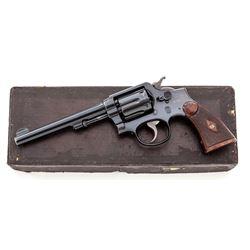Pre-War SW .32-20 Hand Ejector Revolver