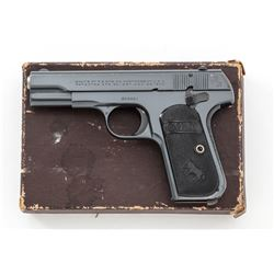 Colt Model 1903 Pkt Hammerless Semi-Auto Pistol