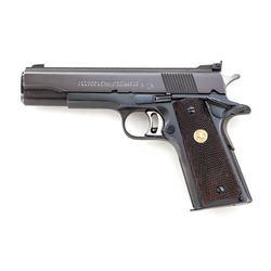 Colt Pre-Series 70 National Match Semi-Auto Pistol