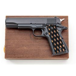 Colt Post-War Super 38 Semi-Automatic Pistol