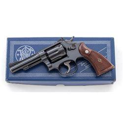 SW Pre-Model 17 K-22 Double Action Revolver