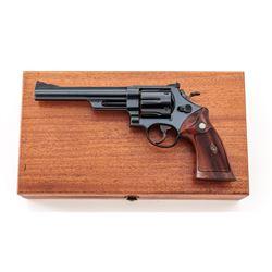 SW .44 Mag.  Pre-Model 29 Double Action Revolver