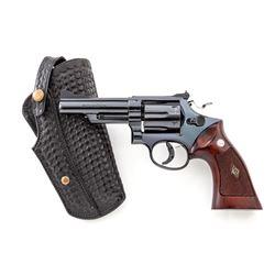 SW Pre-Model 19 Combat  Magnum Revolver
