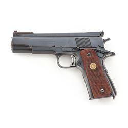 Modified Colt Mid-Range National Match Pistol