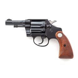Colt Cobra 1st Issue Double Action Revolver
