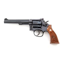 SW Model 48-4 Double Action Revolver