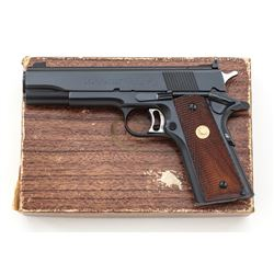 Colt Nat'l Match Mid-Range Semi-Auto Pistol