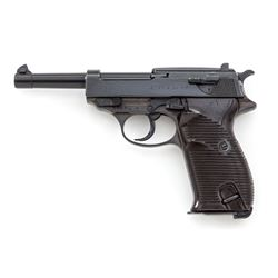WWII German Walther P.38 Semi-Automatic Pistol
