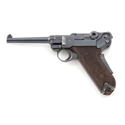 WF Bern M.1929 Swiss Military Luger