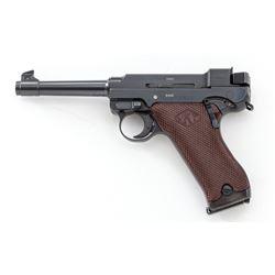 Finnish Lahti M35 Semi-Automatic Pistol