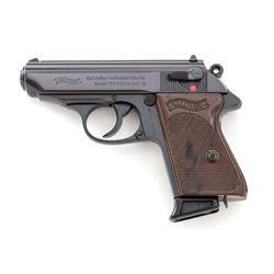Post-War Walther PPK Semi-Automatic Pistol