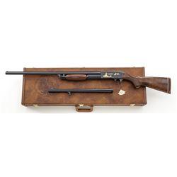 Ithaca LAPD Commemorative Model 37 Pump Shotgun