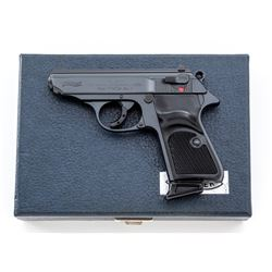 French Mfg'd Walther/Manurhin PPK/S SA Pistol