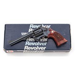 SW Model 17-6 Double Action Revolver