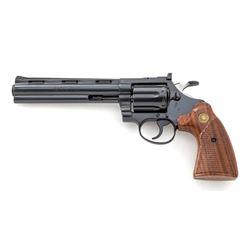 Colt Diamondback Double Action Revolver