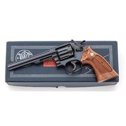 SW Model 14-4 Double Action Revolver
