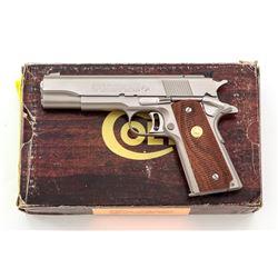 Colt Custom Shop MK I Series 70 Gold Cup National Match Pistol