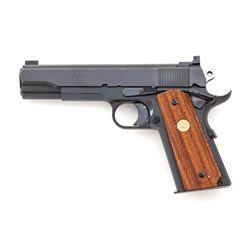 Composite Caspian Arms Gov't Model Semi-Auto Pistol