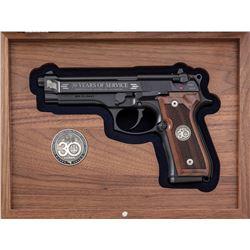 Beretta M9 Armed Forces 30th Anniversary Pistol