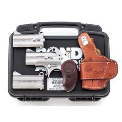 Bond Arms Brown Bear CA Over/Under Derringer