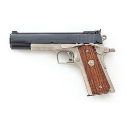 Customized Colt Pre-Series 70 National Match Pistol