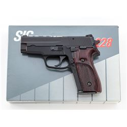 Sig Sauer P228 Semi-Automatic Pistol