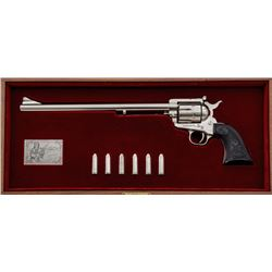 Cased Colt Ned Buntline Commemorative Revolver