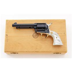 Cased Colt West VA. Cent'l Single Action Revolver
