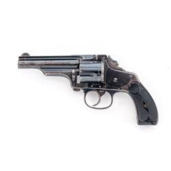 Antique Merwin  Hulbert Medium-Frame Revolver