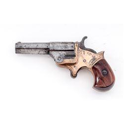 Antique Ballard Spurtrigger Derringer