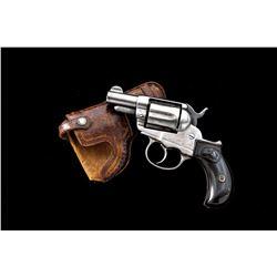 Antique Colt Lightning Sheriff's Model Revolver