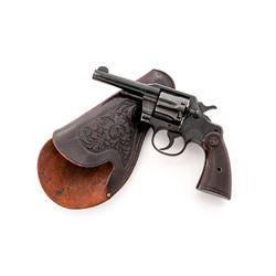 Colt Commando Double Action Revolver