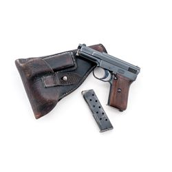 Mauser Model 1910 Side Latch Semi-Automatic Pistol