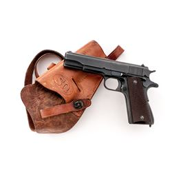 Colt Model 1911-A1 Semi-Automatic Pistol