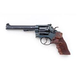 SW Model 14 Double Action Revolver